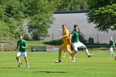 Juniorka FK na Duklu Praha nestačila