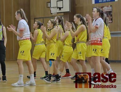 Mladé basketbalistky Bižuterie postoupily do finále juniorské ligy