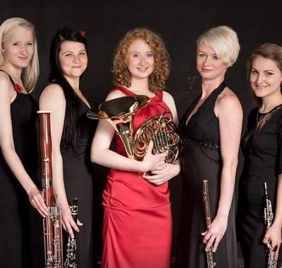 Kalabis Quintet nabídl hudbu i informace