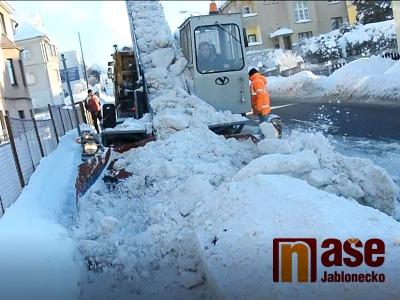Zima 2016/ 2017 stála jabloneckou městskou pokladnu 20,7 milionu