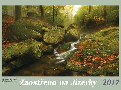 Kalendář Zaostřeno na Jizerky 2017 opět pomůže Jizerským horám