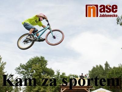 Kam za sportem a zábavou na Jablonecku od 14. do 16. srpna