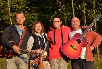 Skupina Větrno přijede zahrát do Tanvaldu
