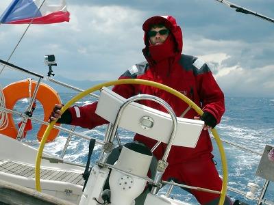 Cestou zBermud na Azory byl Tomáš Kůdela sám s oceánem