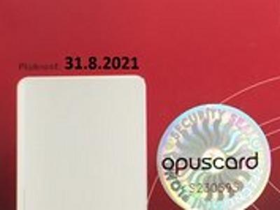 Nový odbavovací systém Opuscard má přinést cestujícím víc pohodlí