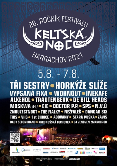 V Harrachově chystají již 26. ročník festivalu Keltská noc