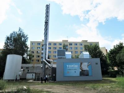 Jablonec zahřeje teplo z pěti nových kogeneračních jednotek