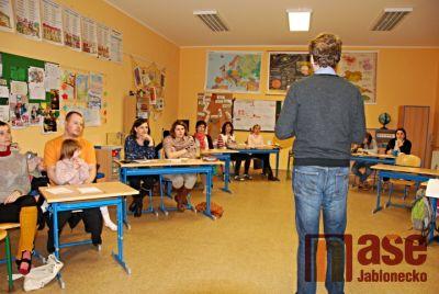 Seminář o emocích a emoční inteligenci v ZŠ Plavy