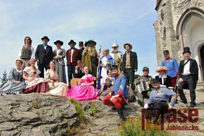 Štěpánův jarmark oslavil 123. narozeniny rozhledny Štěpánka