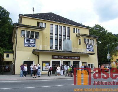 Kino Jas Járy Cimrmana Tanvald v říjnu