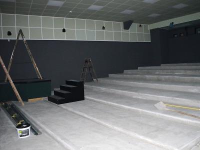 Otevírá se rekonstruované kino Junior, diváky potěší větší pohodlí