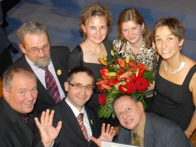 Jablonecký Kitl bronzovou firmou roku, živnostníkem Sobotka z Těpeř