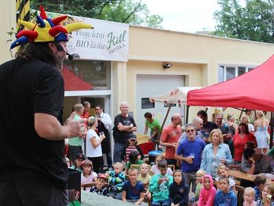 Areál firmy Kitl ožil díky ochutnávkám a křtu knihy