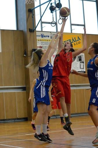 Basketbalistky Bižuterie potvrdily pozici na čele I. ligy