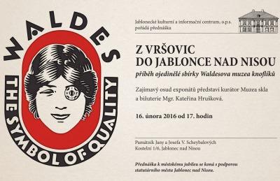 Sbírku knoflíků firmy Waldes představí v jabloneckém muzeu