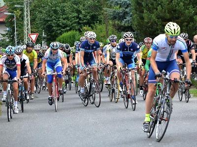 Cyklozávody 3x kolem Kalicha jsou otevřené sportovcům i nadšencům