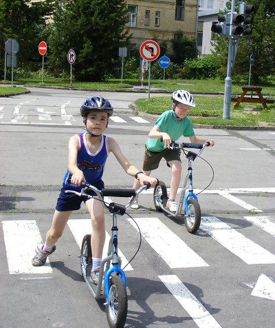 Dopravní výchova v Jablonci funguje, průkaz cyklisty dostalo 727 dětí