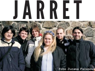 V rychnovské Bažině zahraje skupina Jarret
