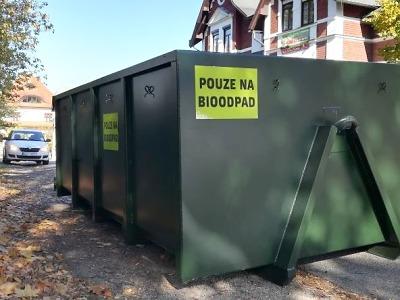 Bioodpad se v Jablonci znovu sváží 25. září