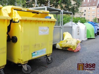 Navýšení cen za odpad bude v Jablonci o 205 korun ročně