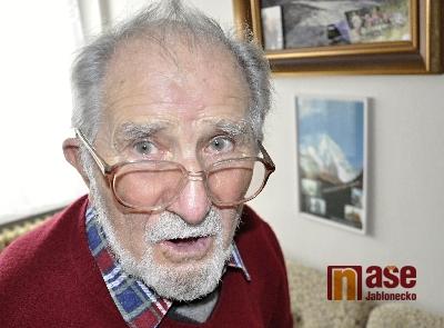 Poslední výstup horolezecké legendy Oldy Kopala