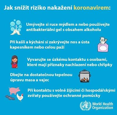 Kvůli koronaviru se v Česku ruší akce nad 100 osob a zavírají školy