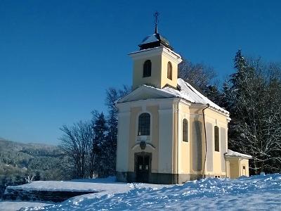 Vánoční příběh známý i neznámý… opět v kostelíku Na Poušti