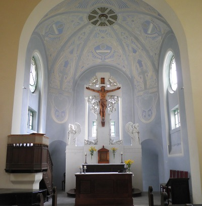 Další kandidát na Památku roku: kostel Povýšení sv. Kříže v Jablonci