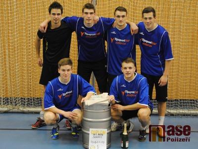 Jablonecký tým Bibačky vyhrál 12. ročník turnaje KO-ZA cup