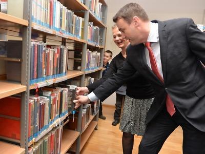Dubnový program krajské knihovny