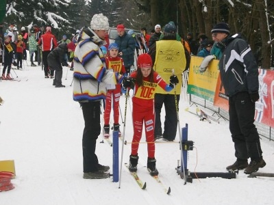 Krajský pohár lyžařů pokračoval Malou cenou Jilemnice