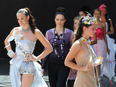 V jabloneckém Eurocentru začala výstava Křehká krása