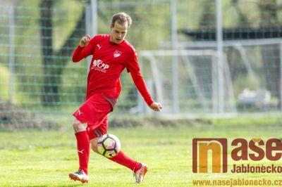 Kanonýr Kamil Krejčík završil stovku gólů