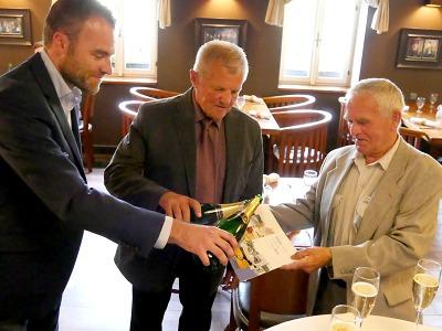 Petr Keller křtil knihu Střípky vzpomínek ze silnic Libereckého kraje