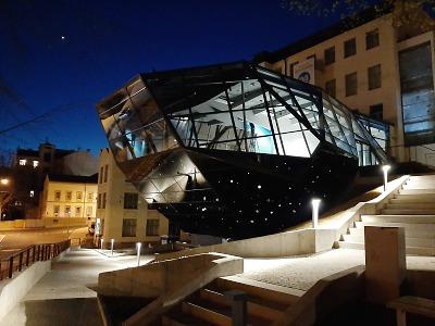 Do skleněného krystalu budou moci návštěvníci od 20. června