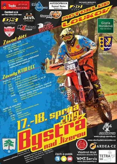 Seriál KTM ECC pokračuje v Bystré nad Jizerou