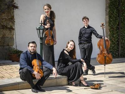 Lučanský kostel rozezní Kukalovo kvarteto