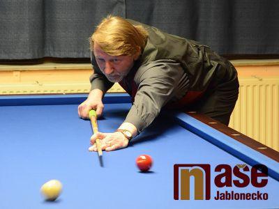 Mistrovství ČR jednotlivců v trojbandu na velkém stole
