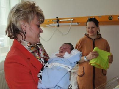 Prvním občánkem Libereckého kraje v roce 2013 je Kýril Timofiyev