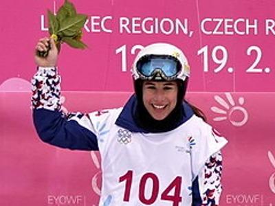 Ester Ledecká zvládla vybojovat zlato i v disciplíně, kde byla favoritkou