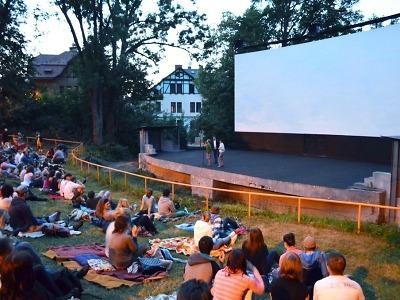 Letní kino v Jablonci zahajuje sezonu