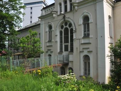 Začínají stavět lůžkový hospic pro Liberecký kraj