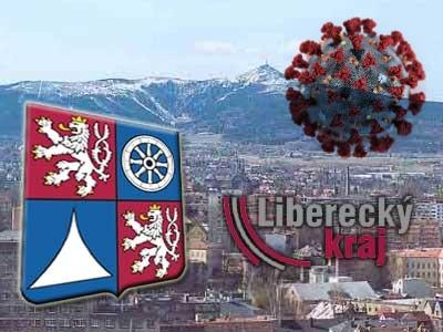 Počet nakažených roste i v Libereckém kraji, 98 lidí je v nemocnicích