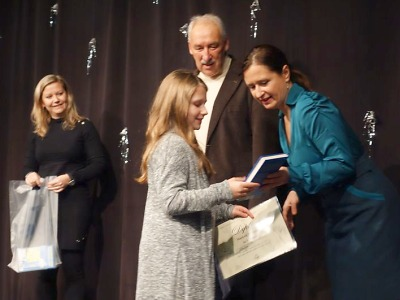 Štěstí je třeba jít naproti, vědí vítězové 17. ročníku literární soutěže