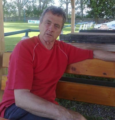 Zásadský fotbalový matador Luboš Vebr oslavil sedmdesátiny