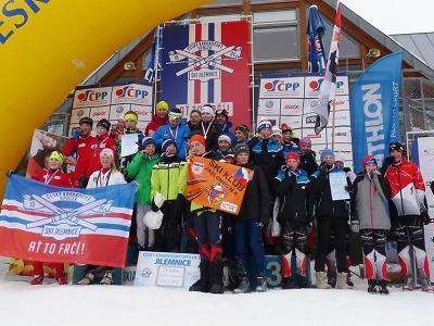 Pro mladé lyžaře vyvrcholila sezona na Mísečkách