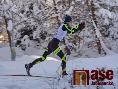 Tři stovky lyžařských nadějí si to rozdaly v Břízkách