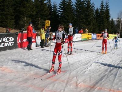 Krajské přebory na Mísečkách zřejmě zakončily sezonu lyžařů