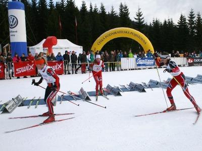 Po dvou prvenstvích na šampionátu v běhu na lyžích získali Sixtová a Knop