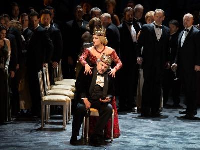 Macbeth a Figarova svatba zahájí sezonu přenosů z Metropolitní opery
